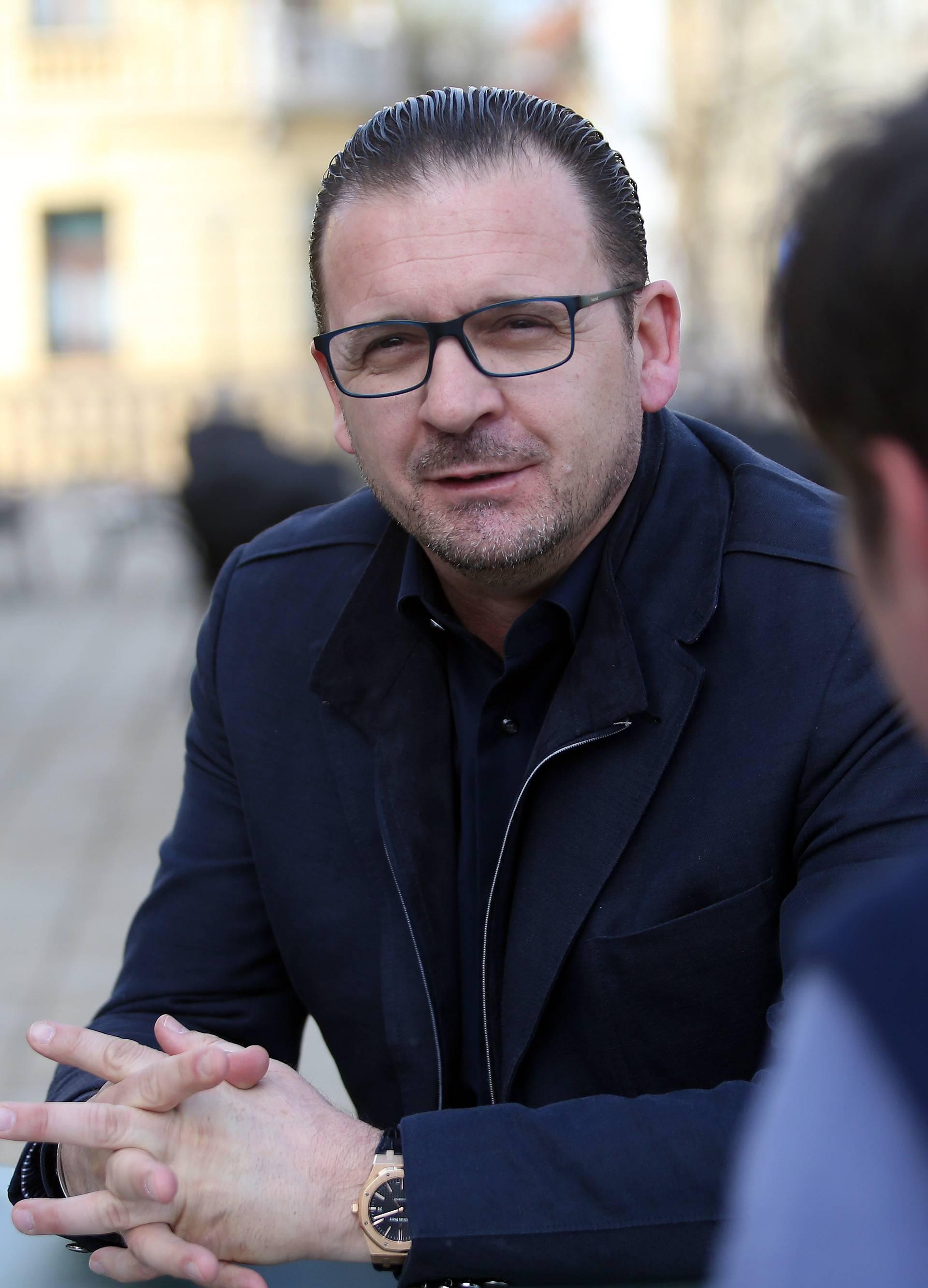 Peđa Mijatović dobio je godinu dana zatvora zbog utaje poreza