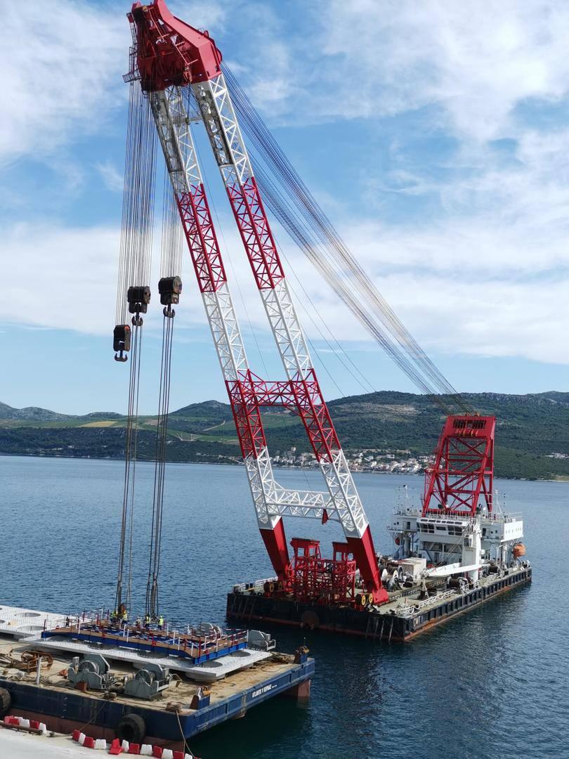 Pelješki most: Pristupne ceste će graditi Grci i Austrijanci
