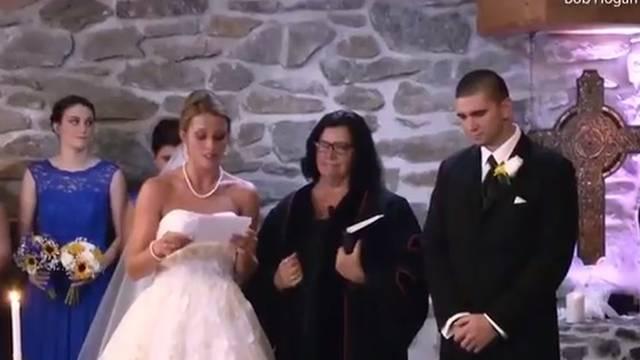 Na vjenčanju obećala njegovoj bivšoj da će biti dobra maćeha
