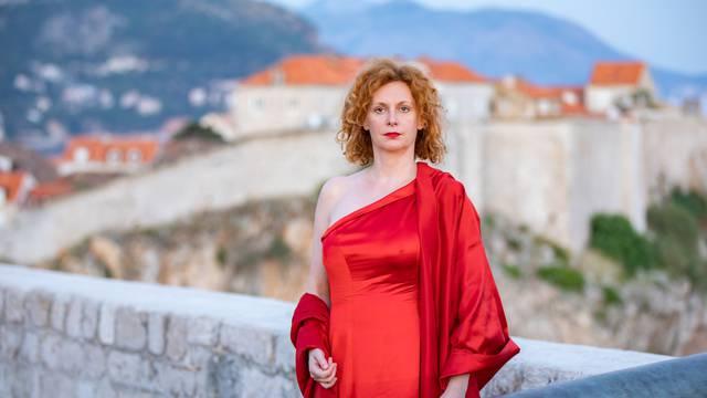 Dubrovnik: Glumice Nina Violić i Hrvojka Begović