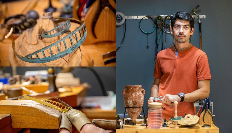Hendrixov most Adriano Nokaj je 'pretvorio' u kolekciju nakita
