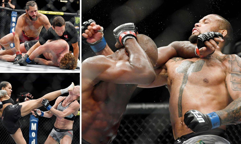 Brutalan UFC 239: Askren pao u 5 sekundi, Jonesa su iznosili