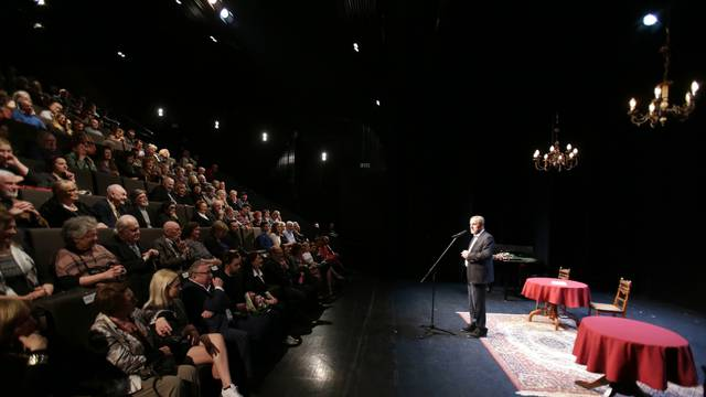 Zagreb: Zatvaranje XII. Gumbekovih dana
