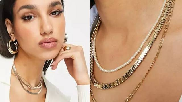 Od bisera do lanca:  Klasične ogrlice koje će osvježiti styling