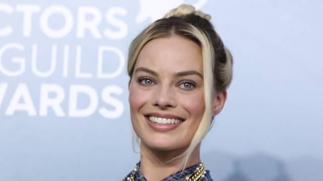 26th Screen Actors Guild Awards – Arrivals – Los Angeles, California, U.S., January 19, 2020 – Margot Robbie.