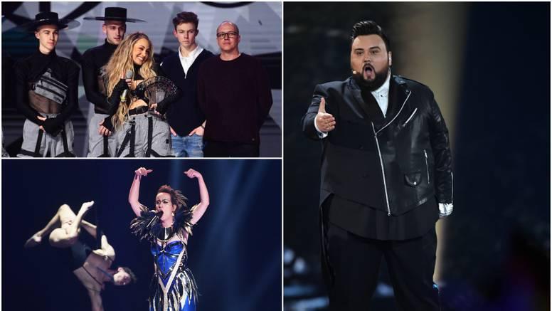 Europljani pratili Doru: 'Albina je uživo bila bolja od Nine, ali najbolji mi je  Houdek iz 2017.'