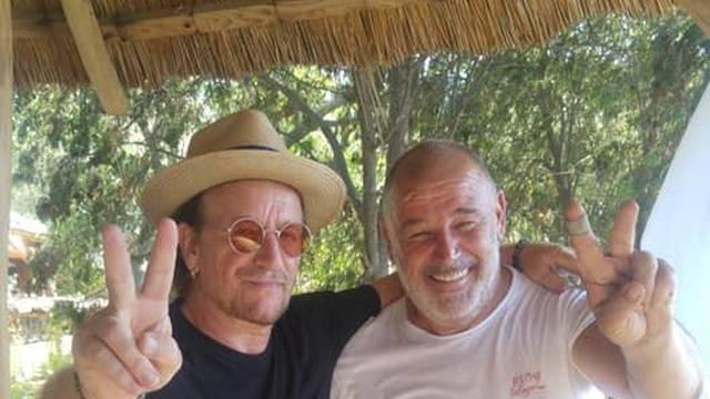 Bono Vox se vratio u Hrvatsku: Uživao u kozicama i tartufima