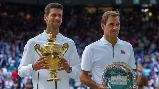 FILE PHOTO: Tennis: Wimbledon