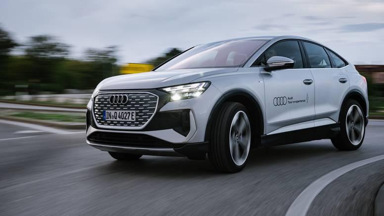 Audijev novi SUV plijeni pažnju izgledom, a vozi samo na struju