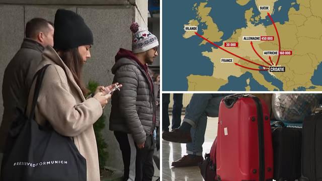 O iseljavanju Hrvata izvještava i France24: 'Ovo ništa ne valja'