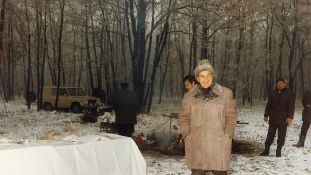 Nicolae Ceausescu, Romania - 1980s