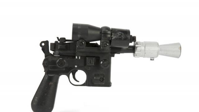Za 550 tisuća dolara: Prodali pištolj Hana Sola iz 'Jedija'