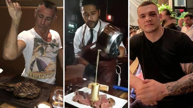 Drviš i Stošić nakon poraza su se tješili biftekom od 1800 kn