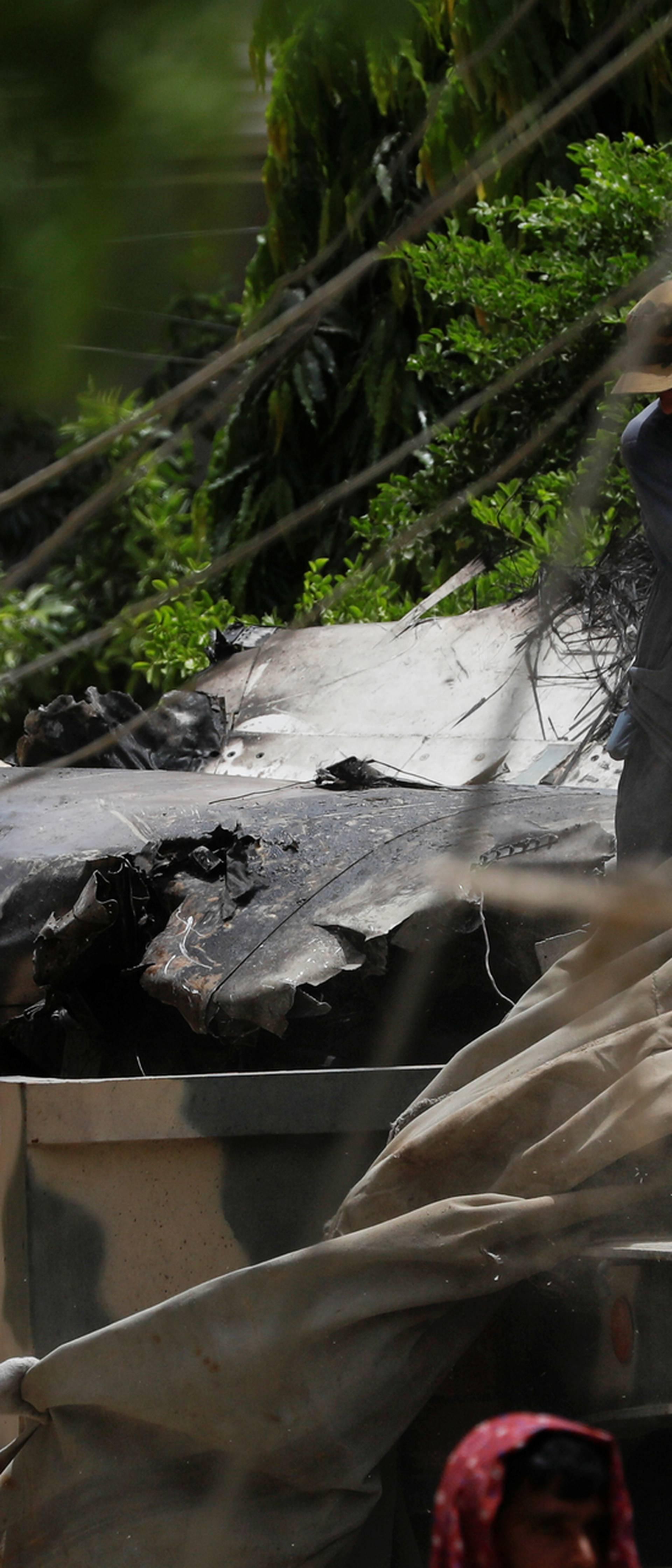 Pronašli i drugu crnu kutiju iz pakistanskog zrakoplova