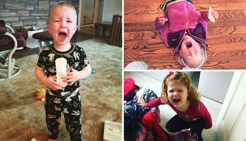 Roditelji podijelili najbizarnije razloge za dječje urlanje i plač