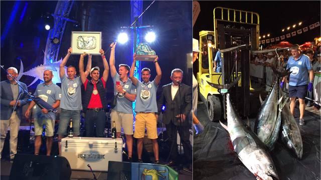 Ulovili tunu od skoro 200 kila: Na turniru slavio tim iz Vrsara