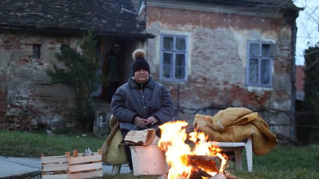 Sisak: Ljudi su ostali bez svojoih kuća