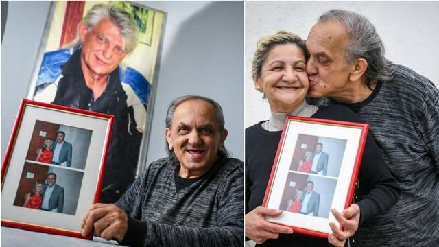 Malnarov Braco svečano objesio Bandićevu sliku u restoranu: 'Nikad takvog neće majka rodit'