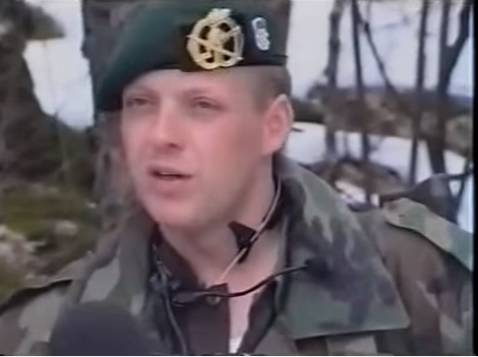 Nizozemski dragovoljac koji je volio Hrvatsku i poginuo za nju