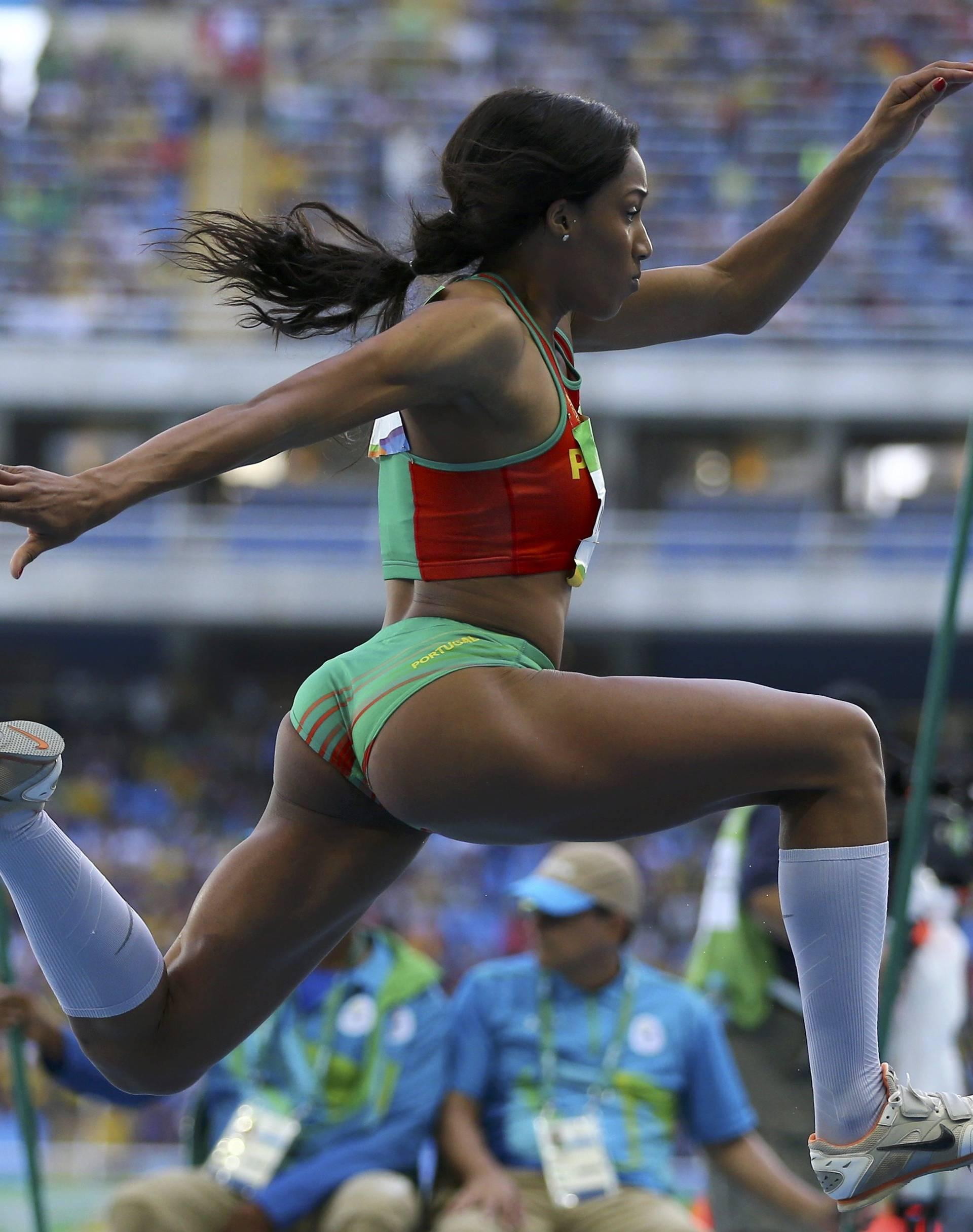 Athletics - Women's Triple Jump Qualifying Round - Groups
