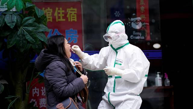 Novi problemi u Kini: Sve veći broj asimptomatskih slučajeva