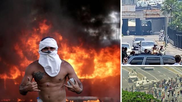 Guaido zove na nove prosvjede, u Venezueli ozlijeđeno 69 ljudi