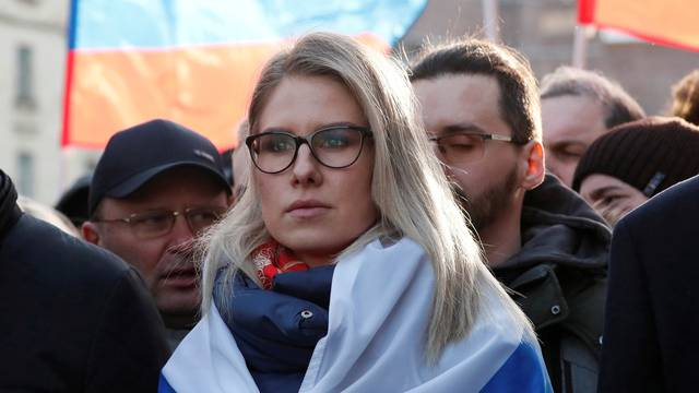 Odvjetnica Ljubov Sobol: Preko mene se osvećuju Navaljnom