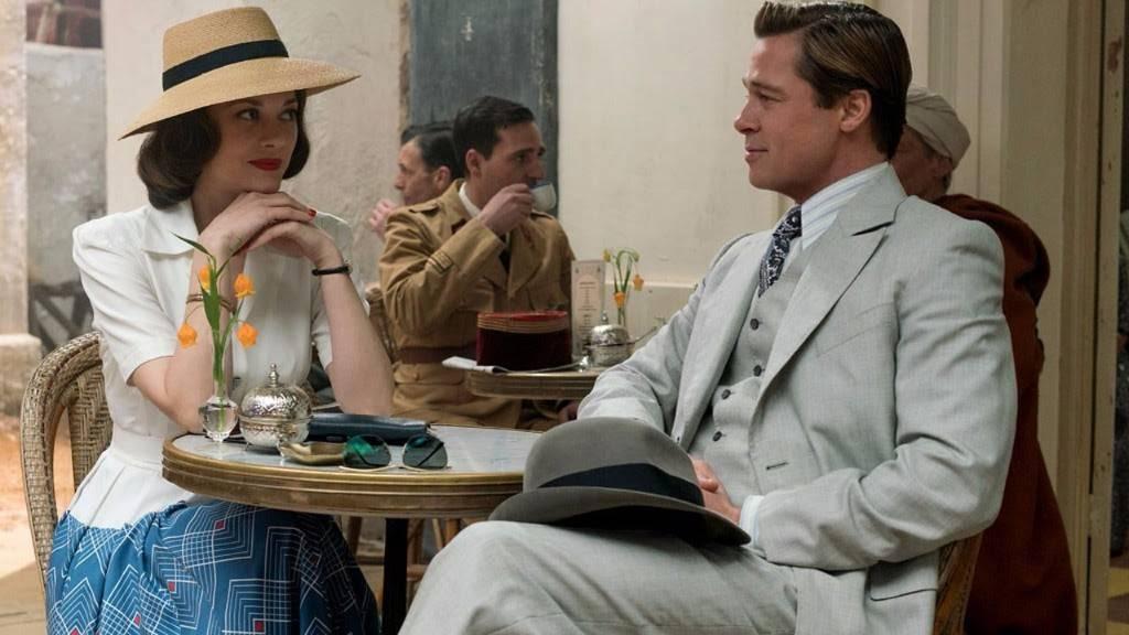 Istinska romansa: Brad Pitt i Marion Cotillard u 'Tajnoj vezi'