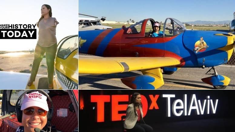 Ostvarila je svoj san: Jessica Cox je prva pilotkinja bez ruku