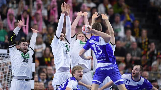 IHF Handball World Championship - Germany & Denmark 2019 - Main Round Group 1 -  Germany v Iceland