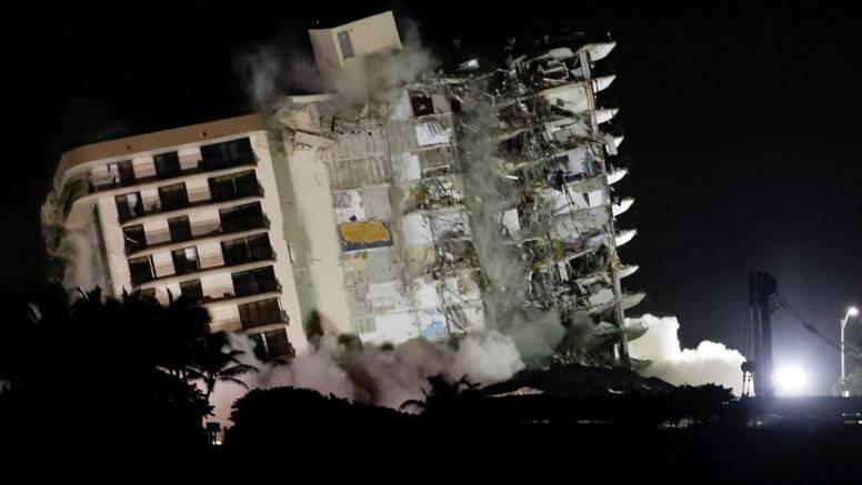 Na Floridi pronašli i posljednju žrtvu urušavanja nebodera