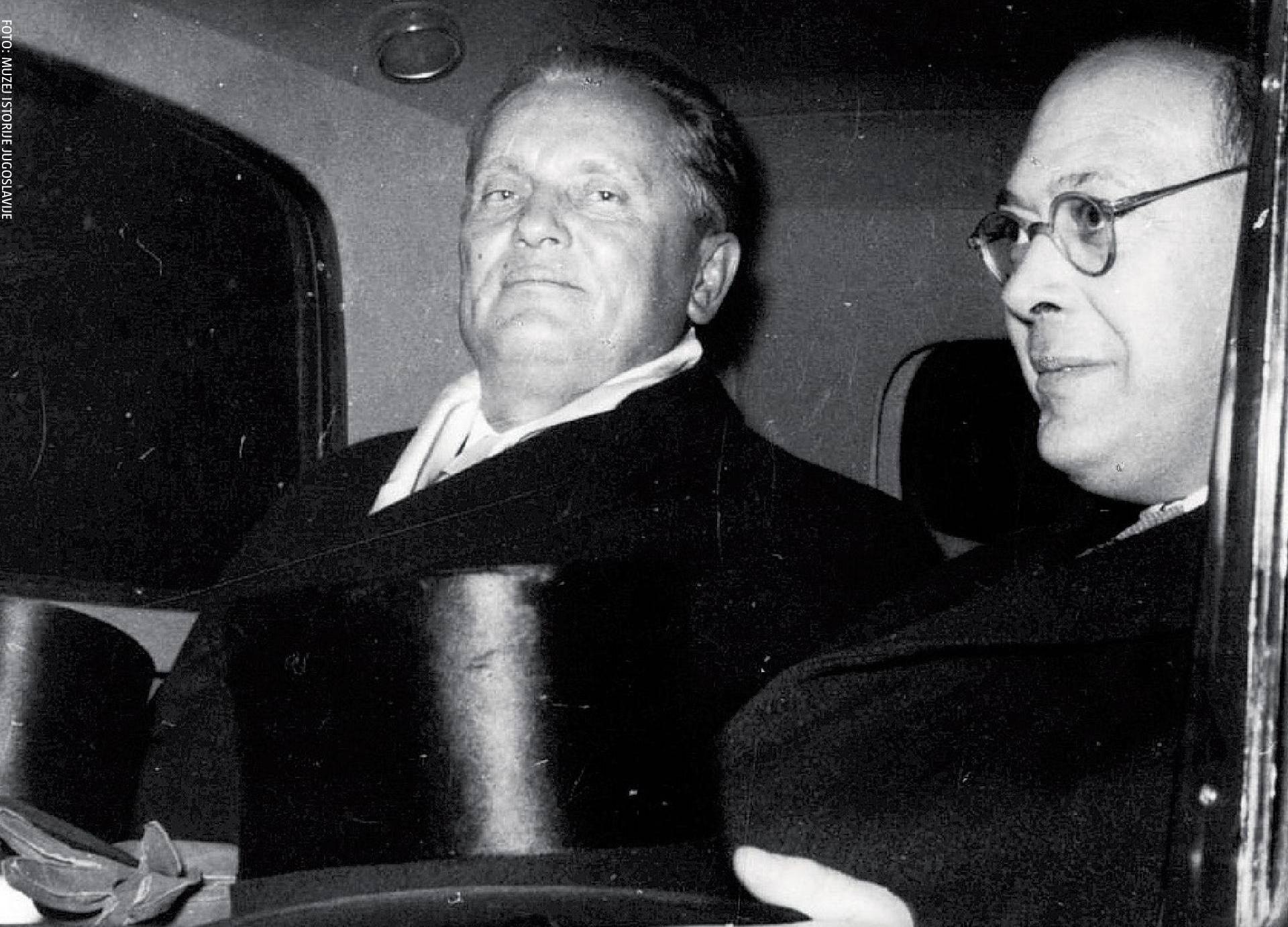 Tajni dnevnik Titova diplomata: Američka operacija za Broza
