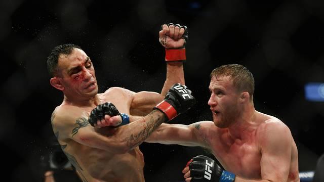 MMA: UFC 249-Ferguson vs Gaethje