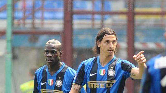 MILANO - SERIE A TIM 2008-2009 - INTER VS ATALANTA