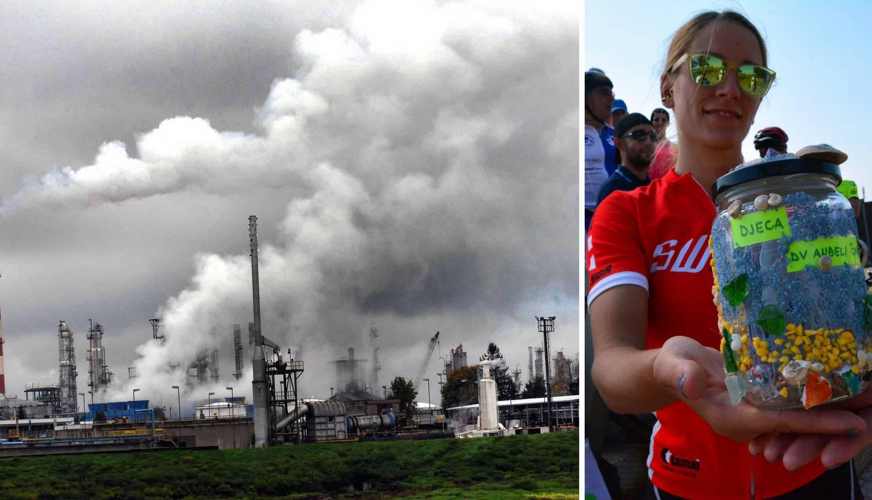 Riješite zagađenje! 'Naša djeca nikad nisu udahnula čisti zrak'