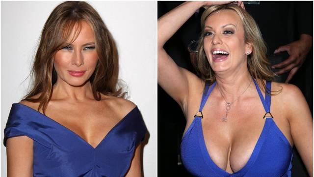Porno zvijezda napala Melaniju Trump: 'Prodala si svoju pi***'