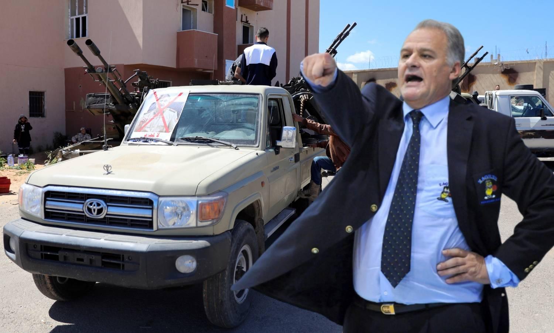 Hrvat u paklu rata: Pakiram se, pokušat ću autom do Tunisa...