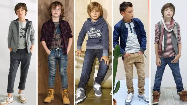 20 ideja za outfite za dječake: Idealni su za prvi dan škole