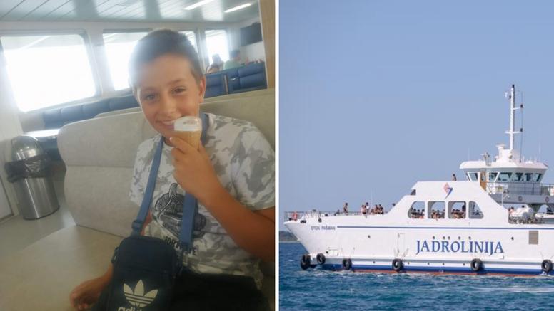 Mali junak iz Dalmacije: 'Našao sam novčanik pun novca i vratio ga. Čovjek mi je kupio sladoled'
