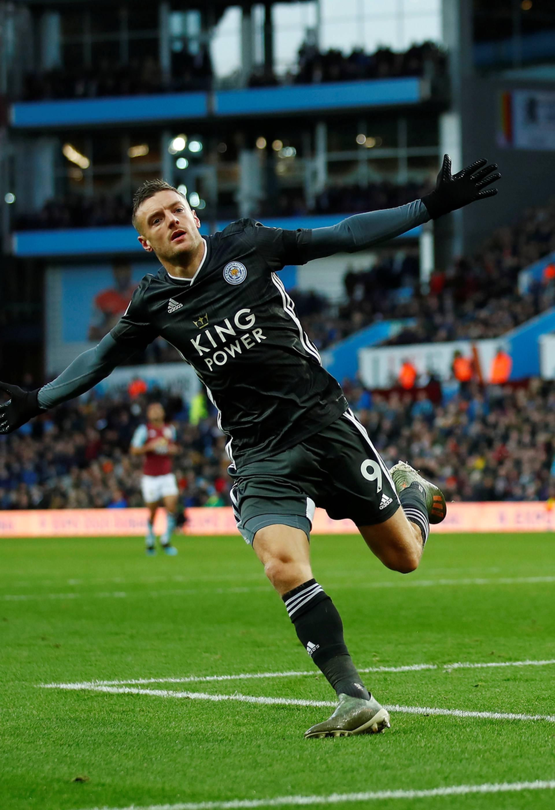 Čudesni Leicester opet briljira:  Vardy kao prije Van Nistelrooy