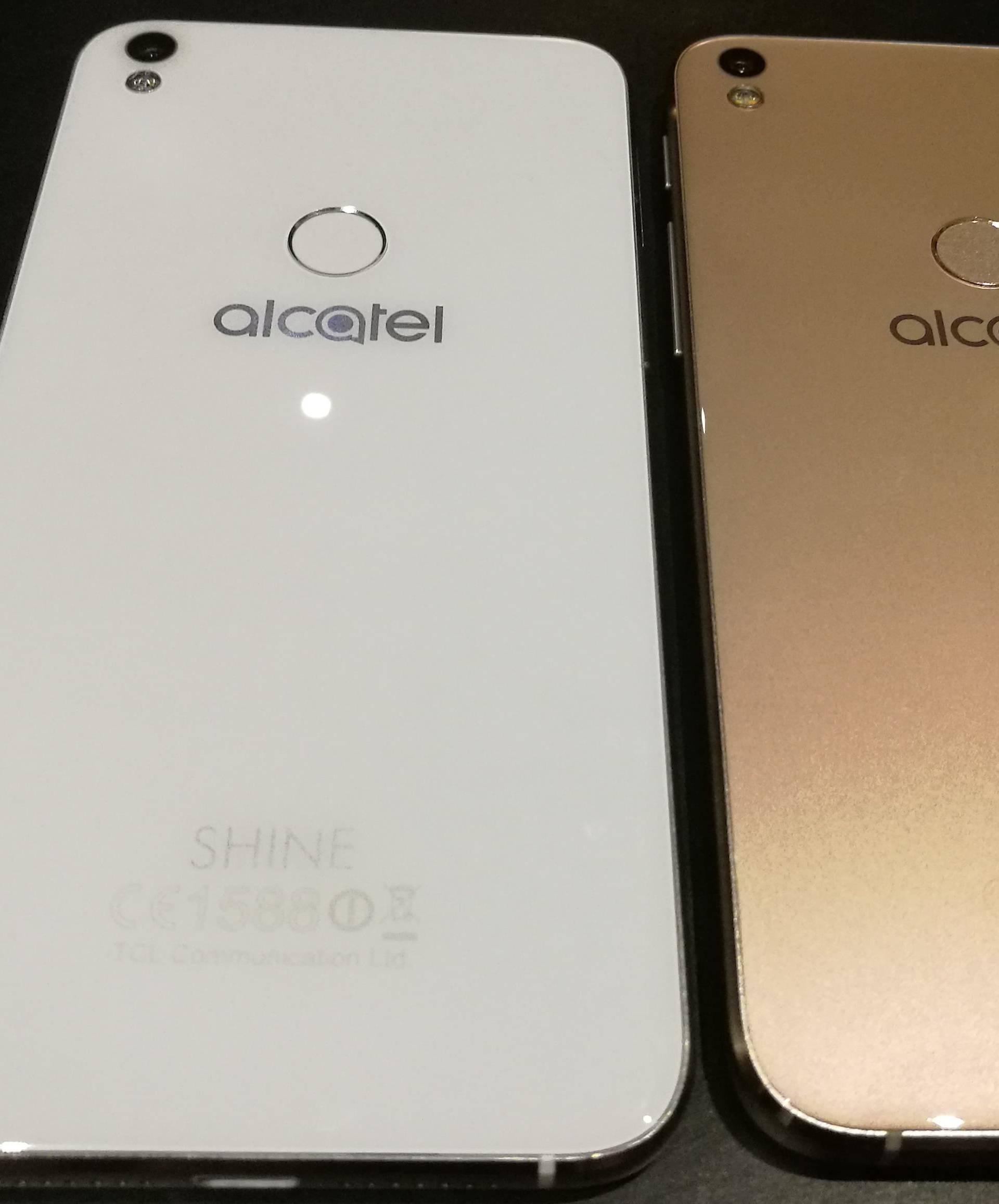 Alcatel Shine Lite je mobitel premium izgleda za 200 eura