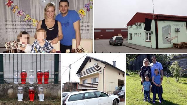 """Tuga u Novskoj: """"Djeca još ni ne znaju da su ostala bez oca"""""""