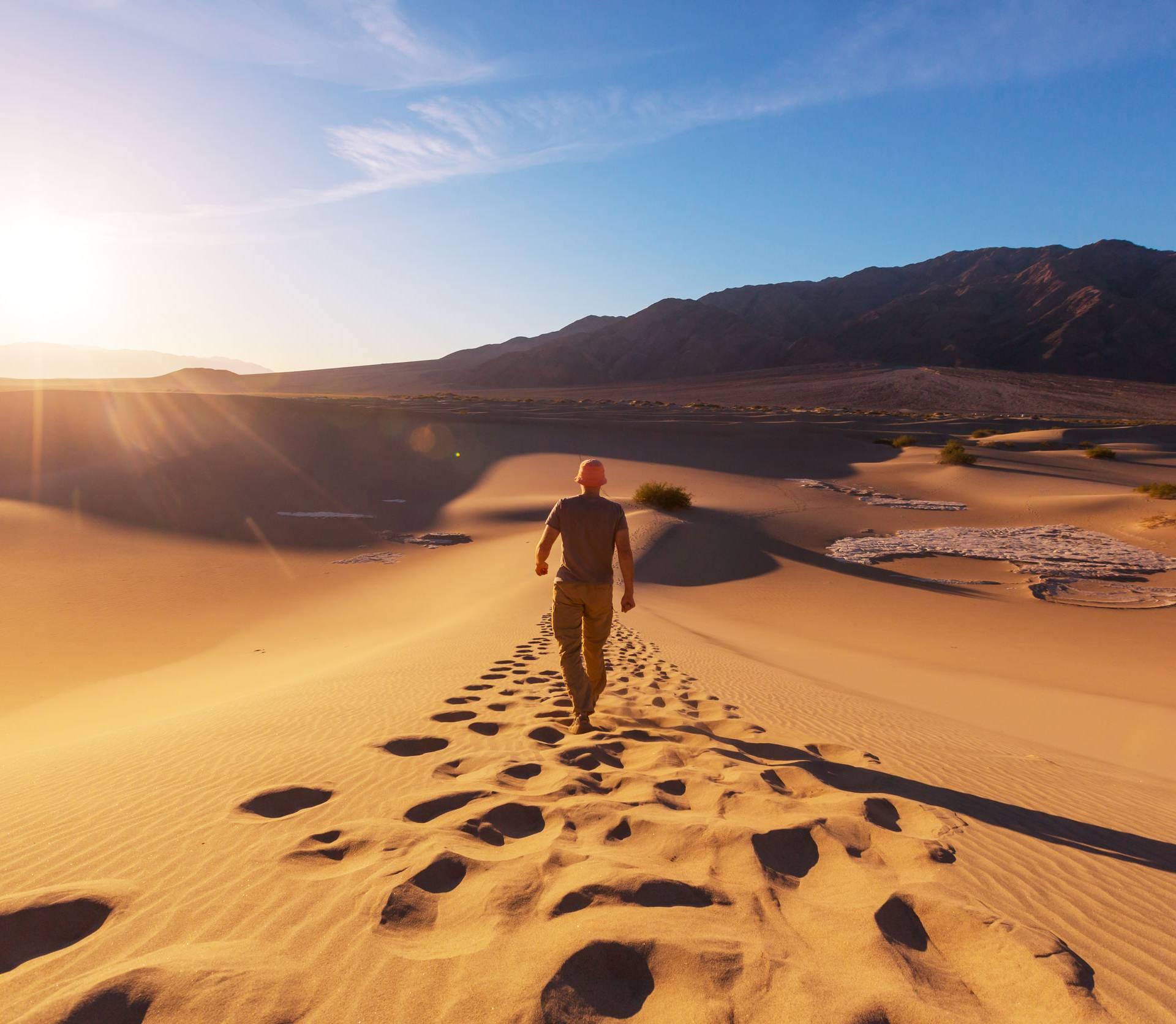 Kocka u pustinji: Riješite test i otkrijte svoje životne težnje