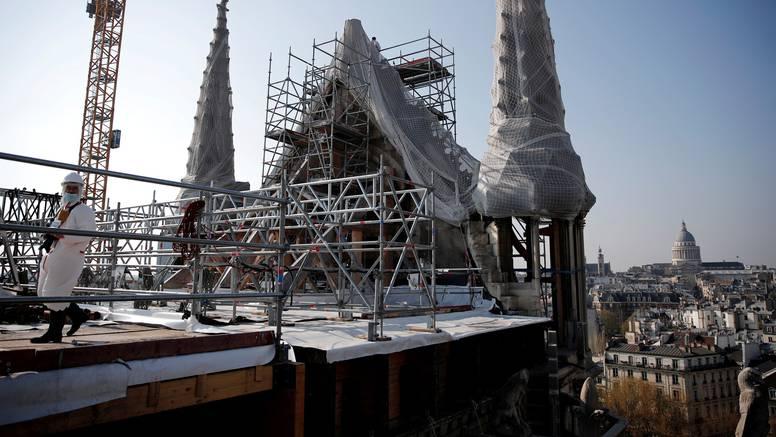 Nakon dvije godine započinju radovi na katedrali Notre Dame
