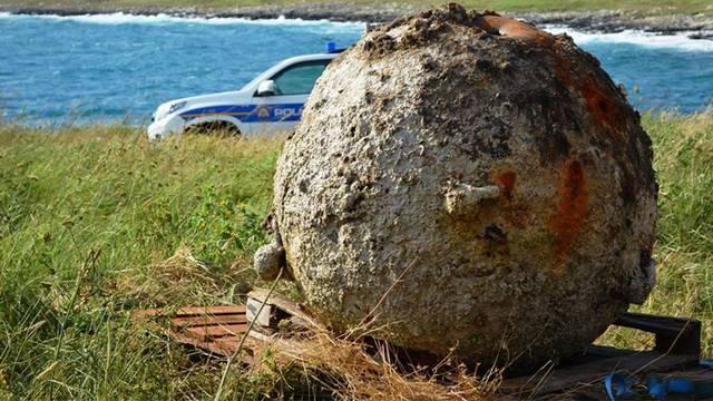 Policija će u utorak i srijedu uklanjati mine iz pulskog podmorja