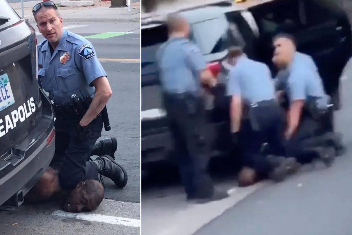 Policajac koji je ubio Floyda ide na slobodu: Za njega je plaćena jamčevina od milijun dolara?!