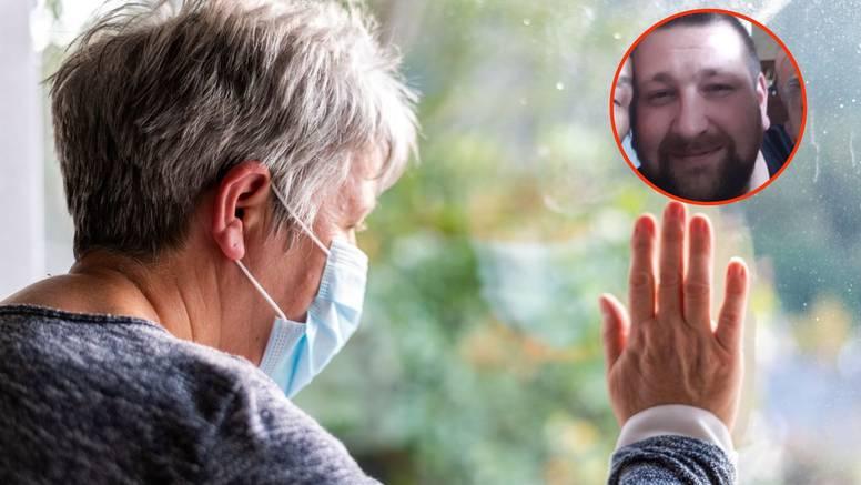 Zagrepčanin: 'Uzet ću dizalicu da vidim baku i djeda u domu'