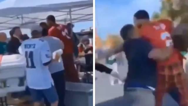 Ma kud' ćeš? NBA košarkaša udarali jer navija za 'krivi' klub