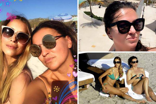 Milijarderka je Ninu častila po Karibima: 'Malo me razmazila'