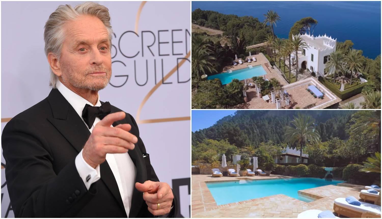 Michael Douglas prodaje vilu za 210 milijuna kuna na Mallorci...